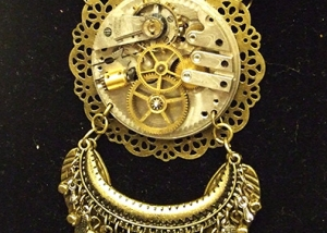 steampunk fine jewelry dragoncon